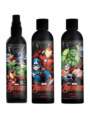 Avon Avengers Çocuk Parfüm ve Şampuan Set Renksiz